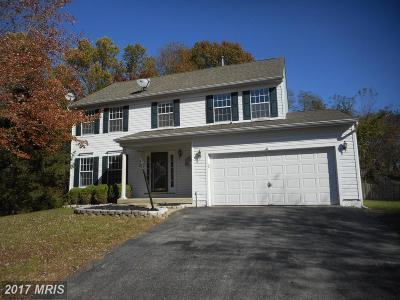 Upper Marlboro Single Family Home For Sale: 10204 Bending Brook Way