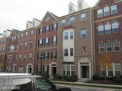 Bowie MD Townhouse For Sale: $270,000