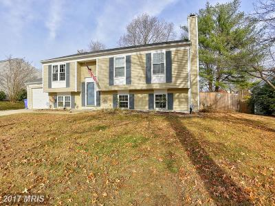 Bowie, Upper Marlboro Single Family Home For Sale: 15804 Alameda Drive