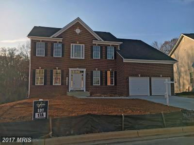Fort Washington MD Single Family Home For Sale: $537,990