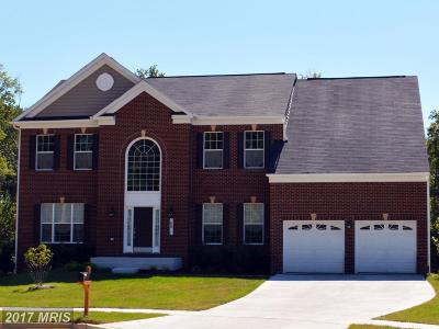 Upper Marlboro Single Family Home For Sale: 3602 Chancelsors Drive