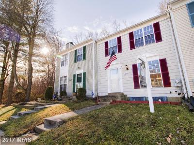 Bowie MD Townhouse For Sale: $229,900