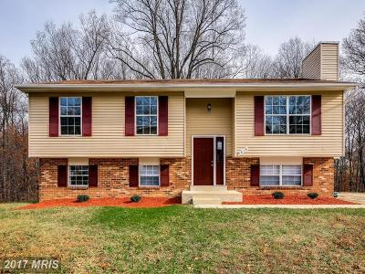 Fort Washington MD Single Family Home For Sale: $319,000