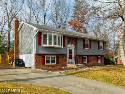 Brandywine Single Family Home For Sale: 8411 Belding Court