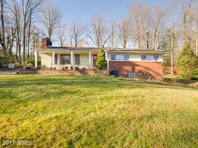 Upper Marlboro Single Family Home For Sale: 14613 Cambridge Drive