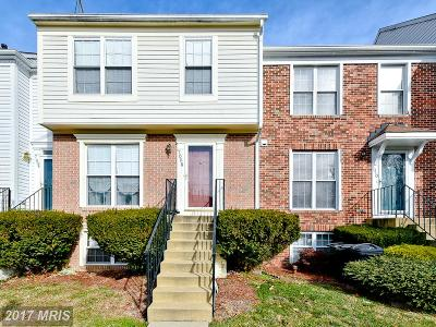 Clinton Townhouse For Sale: 7008 Dewdrop Way