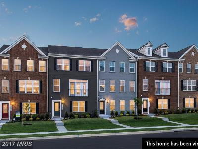 Upper Marlboro Townhouse For Sale: Central Park Drive