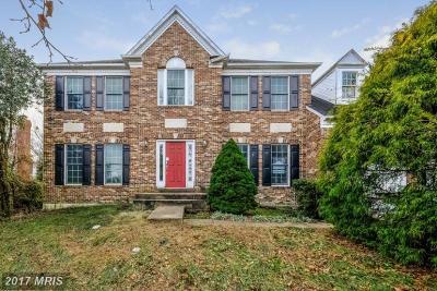 Accokeek Single Family Home For Sale: 1818 Catherine Fran Drive