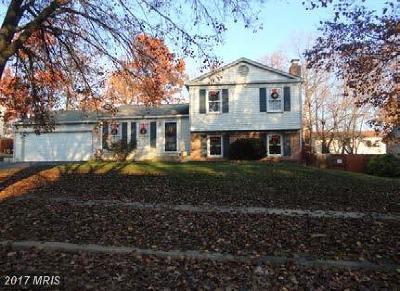 Laurel Single Family Home For Sale: 13003 Golden Oak Drive