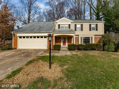 Upper Marlboro Single Family Home For Sale: 12000 Berrybrook Terrace