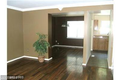 Capitol Heights MD Townhouse For Sale: $205,000