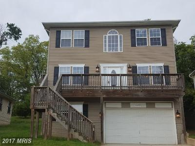Fairmount Heights MD Single Family Home For Sale: $349,000