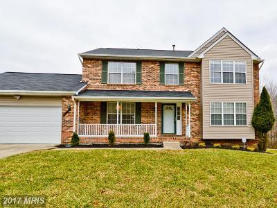 Upper Marlboro Single Family Home For Sale: 9106 Jousting Lane