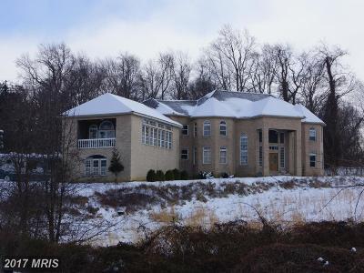 Upper Marlboro Single Family Home For Sale: 6504 Woodyard Road