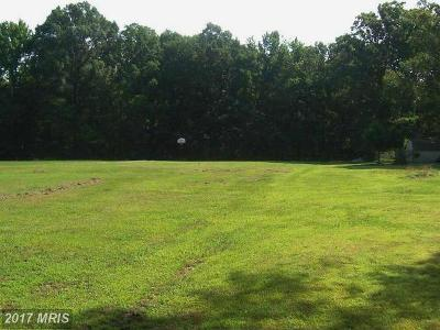 Brandywine Residential Lots & Land For Sale: 4700 Accokeek Road