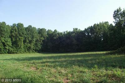 Upper Marlboro Residential Lots & Land For Sale: 13220 Van Brady Road