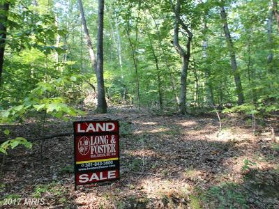 Accokeek Residential Lots & Land For Sale: 16701 Boot Hill Road