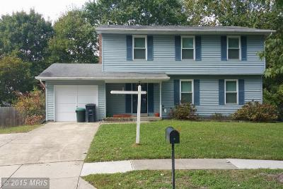 Upper Marlboro MD Single Family Home Sold: $284,999
