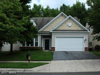 Upper Marlboro Single Family Home For Sale: 5808 S Marwood Boulevard