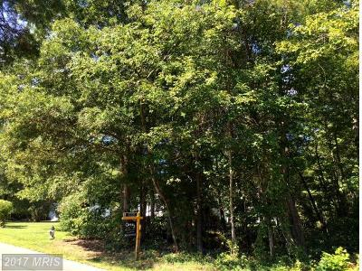 Upper Marlboro Residential Lots & Land For Sale: Cherry Tree Crossing Road