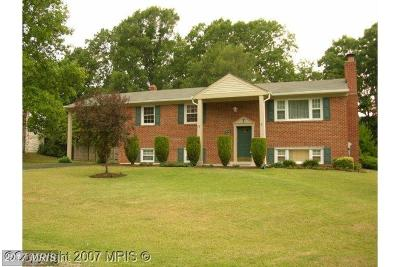 Accokeek Single Family Home For Sale: 15501 Livingston Road