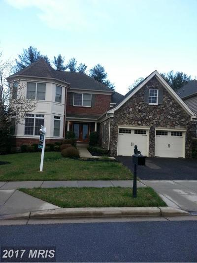 Upper Marlboro Single Family Home For Sale: 4106 Bridle Ridge Road