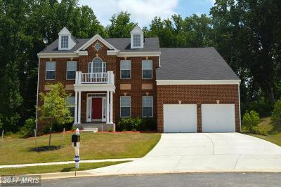 Brandywine Single Family Home For Sale: 12912 Steam Mill Farm Drive