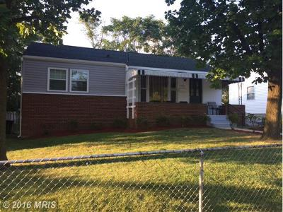 Riverdale MD Single Family Home Sold: $305,900