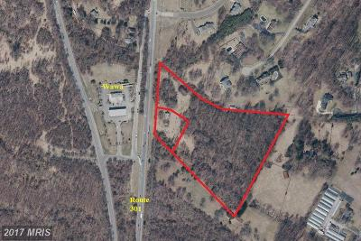 Bowie Residential Lots & Land For Sale: 165 Southeast Crain Highway