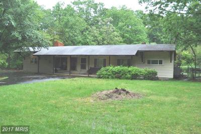Accokeek Single Family Home For Sale: 15496 Old Marshall Hall Road