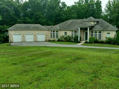 Brandywine Single Family Home For Sale: 14517 Rock Creek Road