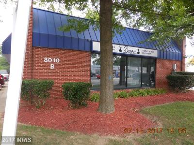 Commercial For Sale-New price!: 8010 Old Branch Avenue #2