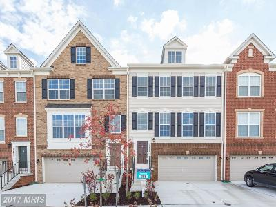 Beltsville Townhouse For Sale: 12809 Rustic Rock Lane