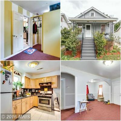 Brentwood Single Family Home For Sale: 4304 Newton Street
