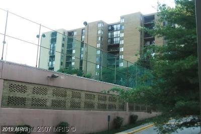 Hyattsville Rental For Rent: 9200 Edwards Way #1002