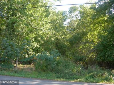 Fort Washington Residential Lots & Land For Sale: 624 River Bend Road