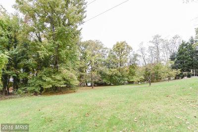 Fort Washington Residential Lots & Land For Sale: 1602 Thomas Road