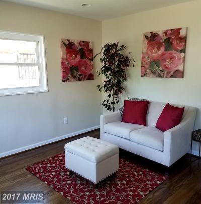 Capitol Heights Single Family Home For Sale: 5217 Doppler Street