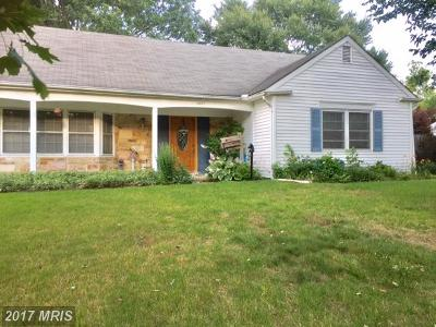 Bowie, Upper Marlboro Single Family Home For Sale: 2807 Stonybrook Drive