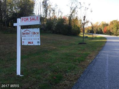 Bowie Residential Lots & Land For Sale: 2917 Westbrook Lane