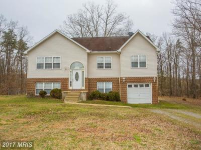 Brandywine Single Family Home For Sale: 11301 Cross Road Trail