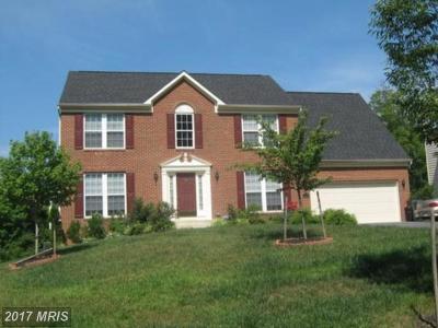 Glenarden Single Family Home For Sale: 5716 Edge Avenue