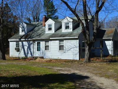 Brandywine Single Family Home For Sale: 3202 Floral Park Road