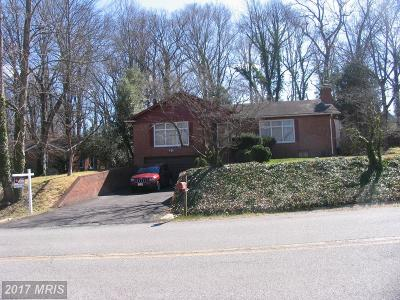 Temple Hills Single Family Home For Sale: 5007 Sharon Road