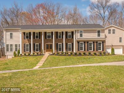 Fort Washington, Greenbelt Single Family Home For Sale: 13019 Old Fort Road