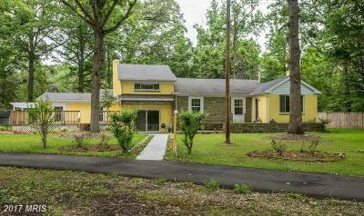 Brandywine Single Family Home For Sale: 14330 Brandywine Road