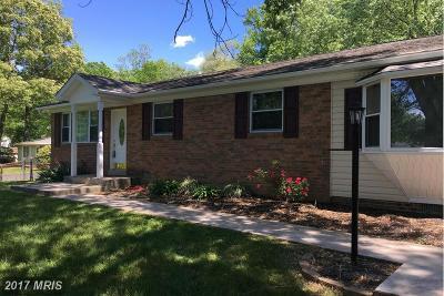 Accokeek Single Family Home For Sale: 14712 Livingston Road
