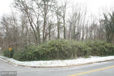 Accokeek Residential Lots & Land For Sale: 18102 Beech Lane