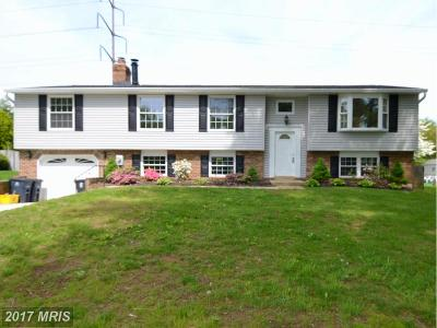 Bowie MD Single Family Home For Sale: $379,500