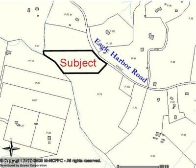 Accokeek Residential Lots & Land For Sale: 17321 Eagle Harbor Road